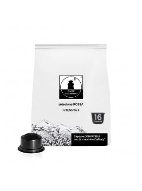 PROMO COMPATIBILI CAFFITALY  ROSSA conf 96 CPS