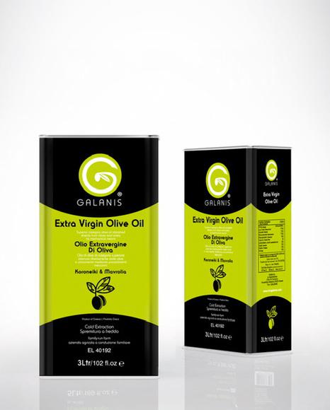 GALANIS MIX - 3 liter Tin