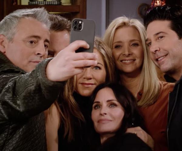 I momenti più emozionanti della reunion di Friends