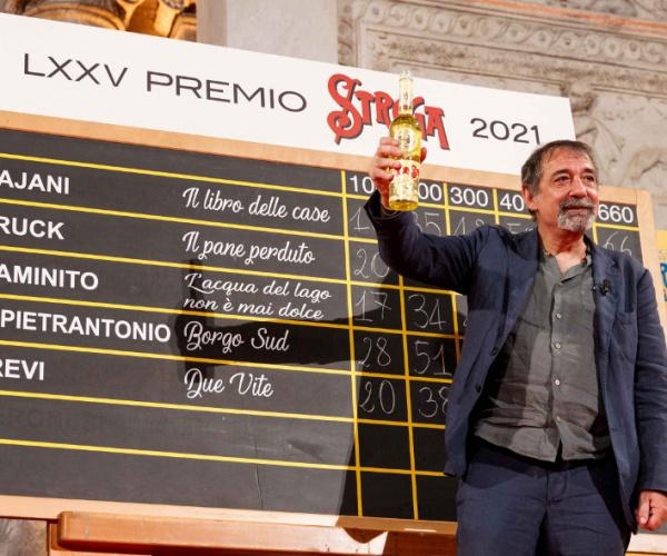 Emanuele Trevi ha vinto il Premio Strega 2021