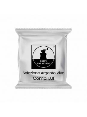 COMPATIBILI  FIOR FIORE COOP/LUI/AROMA VERO ARGENTO VIVO conf 10 CPS