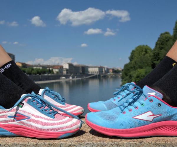 """Le scarpe sostenibili che ti fanno correre """"come i kenyani"""""""