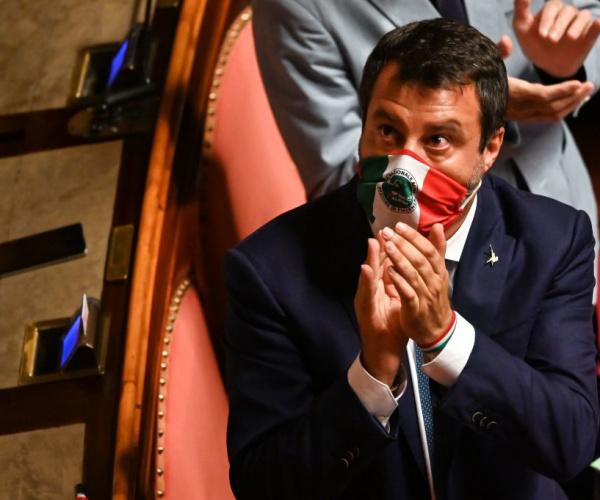 L'ambiguità di Salvini sul vaccino è l'ultima cosa di cui abbiamo bisogno
