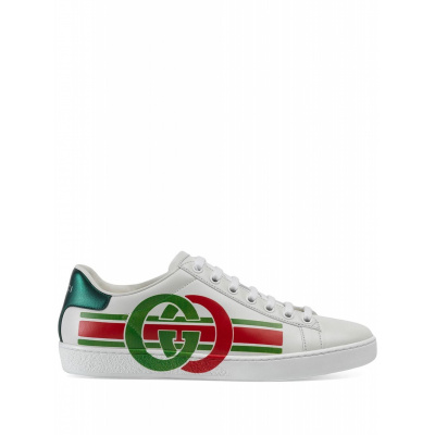 GUCCI SNEAKERS ACE CON STAMPA GG