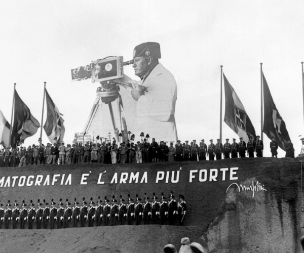 Mussolini e la leggenda del raggio della morte