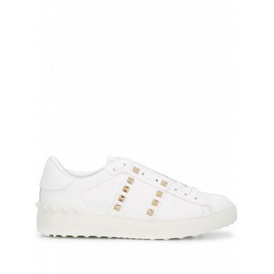 VALENTINO GARAVANI Sneaker 'Rockstud untitled' BIANCO