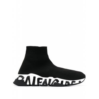 BALENCIAGA Speed Graffiti Sole sneakers