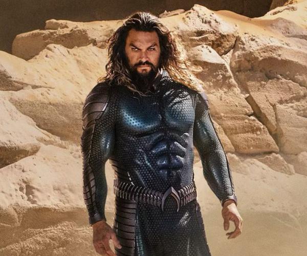 Come sarà il nuovo costume di Jason Momoa nel sequel di Aquaman
