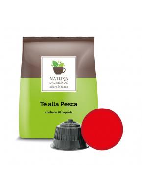 COMPATIBILI  DOLCE GUSTO THE ALLA PESCA conf 16 CPS