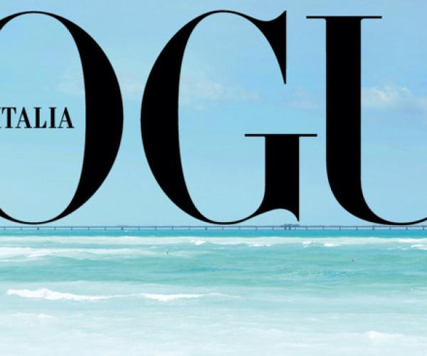 Vogue Italia rende omaggio all'arte italiana nel numero di settembre