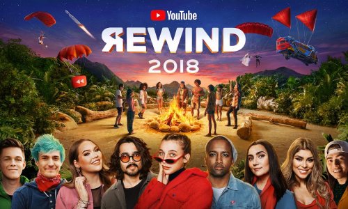 Il video più odiato su YouTube nel 2018 lo ha fatto YouTube