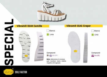 Vibram Sole Factor Special