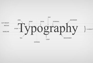 Discover the typrography