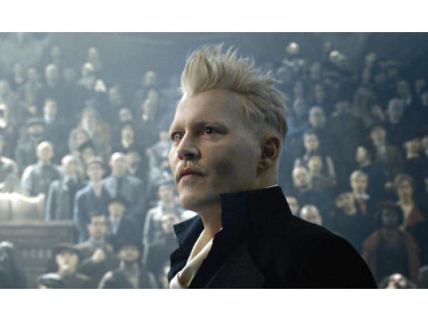 Johnny Depp non sarà più Grindelwald in Animali fantastici