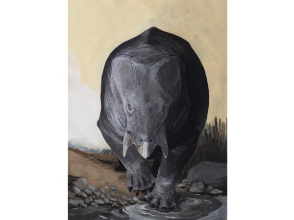 Scoperto un nuovo antenato gigante dei mammiferi, unico nel suo genere