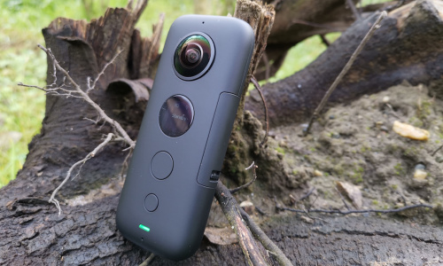 Insta360 One X, la action cam panoramica