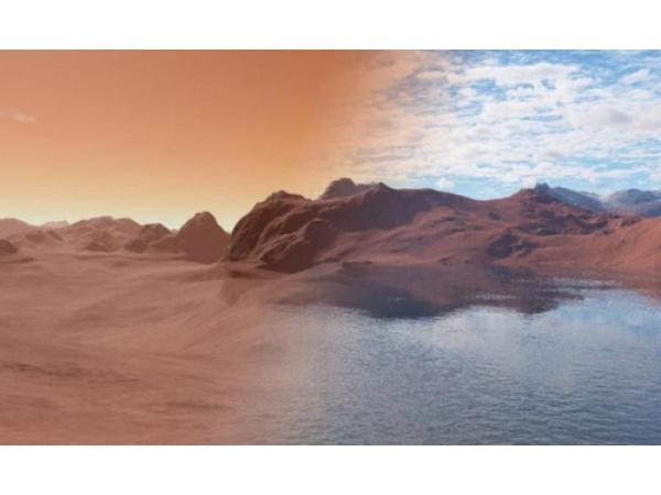 Uno scienziato inglese crede di aver trovato le prove della vita su Marte
