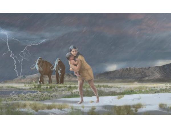 Tutto quello che ci raccontano le impronte di un viaggio di 10mila anni fa