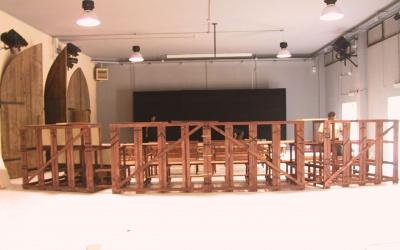 Auditorium di Montebruno - Genova