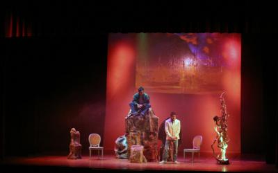 Scuola teatro IPSIA - Imperia