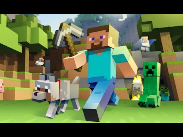 Minecraft si potrà giocare anche in realtà virtuale