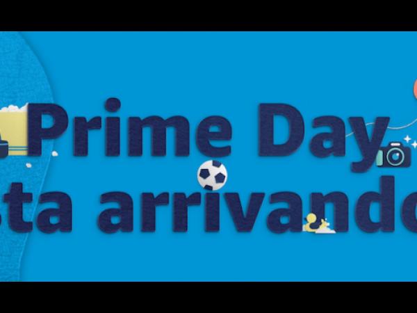 Amazon Prime Day 2021 sarà il 21 e il 22 giugno