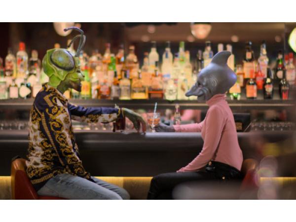 Sexy Beasts è il nuovo folle dating show con i pretendenti truccati da animali