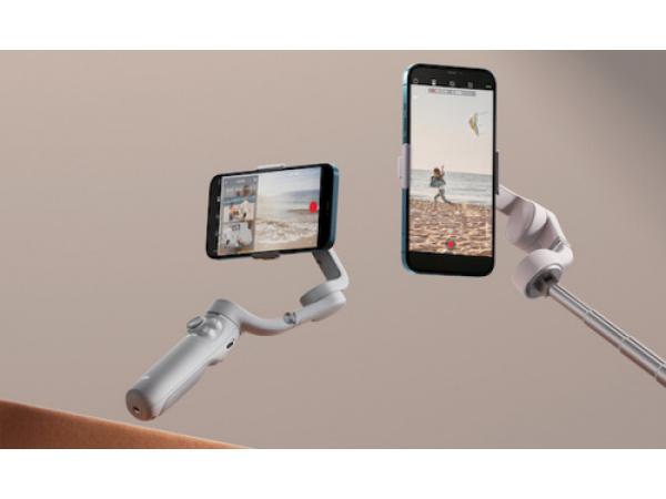 Dji Om5, il nuovo gimbal per riprese cinematografiche con lo smartphone
